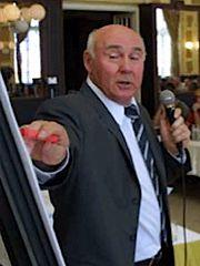 Coach Anatoly Bondarchuk