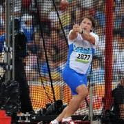 Olympic Champion Primoz Kozmus