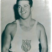 Harold Connolly, the founder of Hammerthrow.org