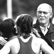 Coach Ken Foreman coached Gary Winckler in college and served as a big influence on him.