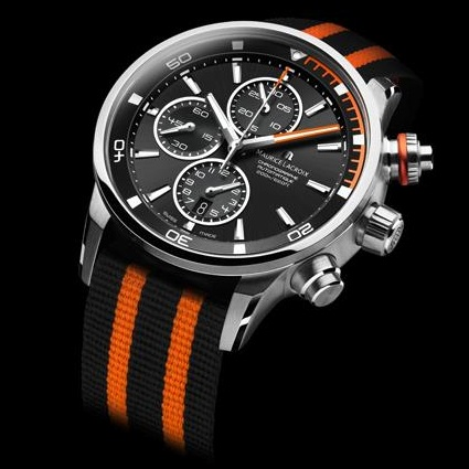 The new Maurice Lacroix Pontos S watch.