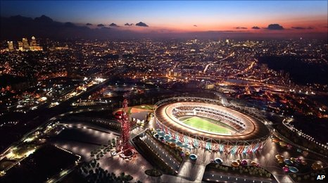 The highlight of 2012 will no doubt be the Olympic Games in London.