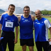 The LCZ team at the 2012 Swiss Club Championships.