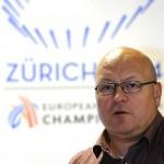 Weltklasse Zurich meet director Patrick Magyar.