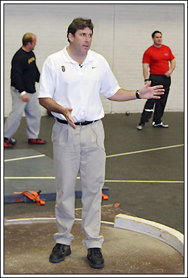 Coach Don Babbitt has guided multiple world class athletes as well as a steady crew of All-Americans at the University of Georgia.