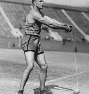 Olympic champion Fred Tootell was an adopted son of Maine.