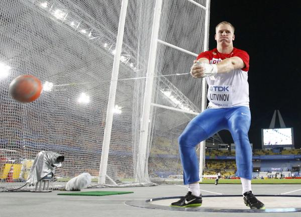 Sergej Litvinov Jr., one of the top throwers in the world is not a fan of short hammers.