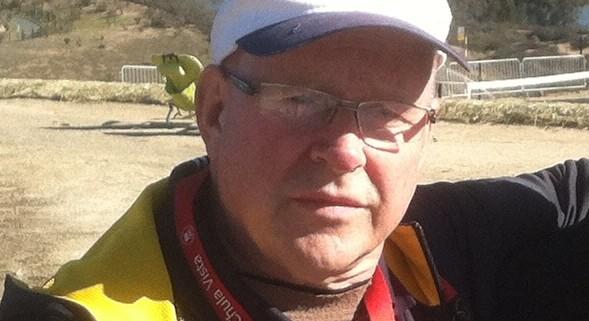 Dr. Bartonietz in Chula Vista last year.