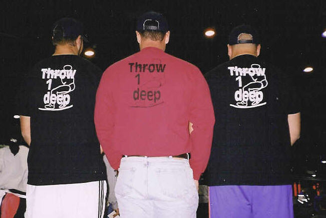 The Throw1Deep Club has been awarded USATF Foundation Youth Club Grant in the past.