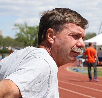 Coach Dan Pfaff