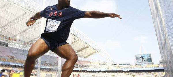 HMMR Media's newest author is discus Olympian Jason Young.