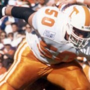 Coach Myslinski as a player at Tennessee.