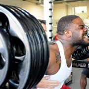 Heavy Squat set - close up