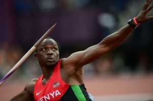 An unlikely place for a Kenyan: Julius Yego placed fourth at Weltklasse. He can bring the sport to new audiences but the event isn't even presented to most viewers.