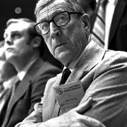 Coach Wooden, a legend of leadership in basketball.