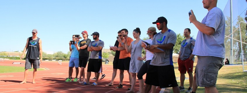 The private World Athletics Center has created some innovate new programs, like the Apprentice Coaches Program, to help advance coaches education.