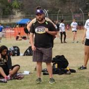 Coach Tim Miller