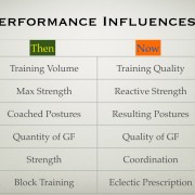 performance influences