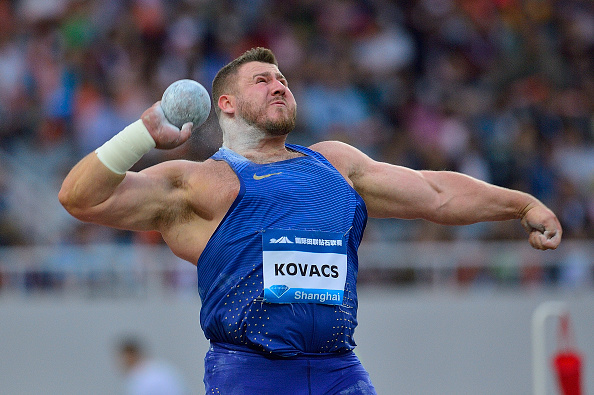 Shot put at the Olympics
