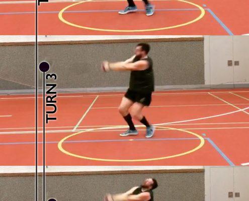 Hammer Throw « HMMR Media Hammer Throw Technique