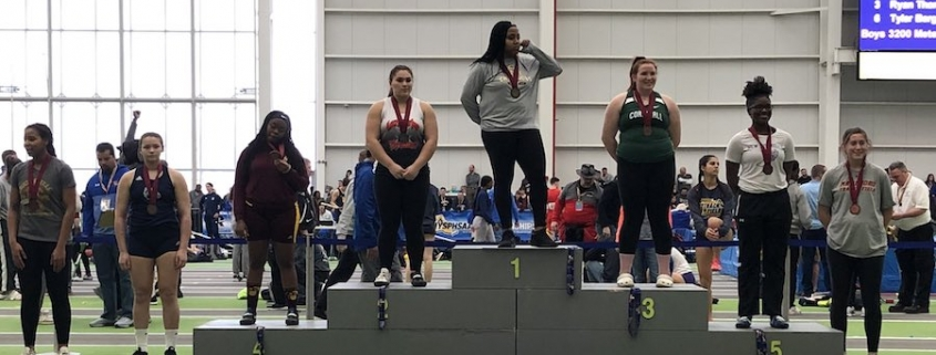 New York Indoor State Championships Results
